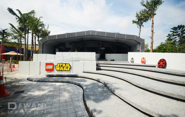 Legoland Star War Gallery