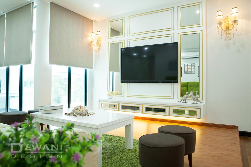 . Second Living Room